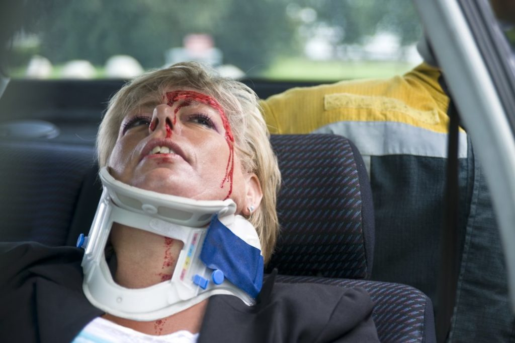 personal injury law - auto accidents